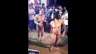 Naked Indian Women..