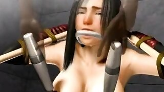 Busty hentai girl warm drilled by..