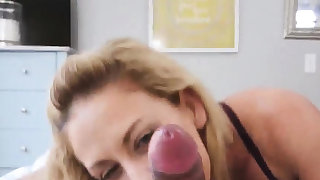 Fetish blowjob..