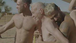 Hot Grandpa Hooks..