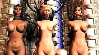3D Girls Nailed by..