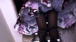 Burlesque Dress..