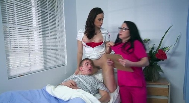 Nurses Chanel and..