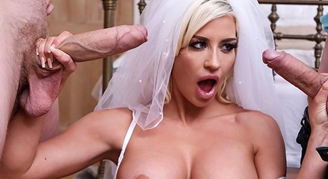 Brazzers - Bride..