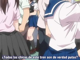 Hentai school lady..