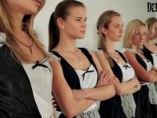 6 Girls Bang-out Sexfight For The..